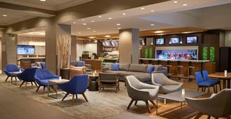 多倫多市中心萬怡酒店 - 多倫多 - 休閒室