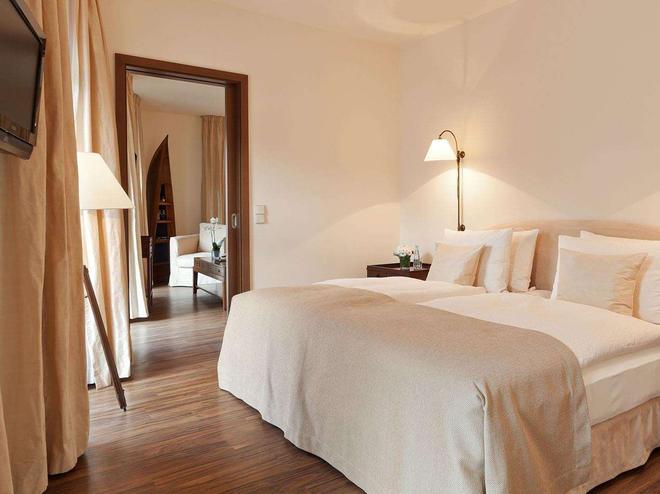 柏林阿比翁別墅套房 - 柏林 - 柏林 - 臥室