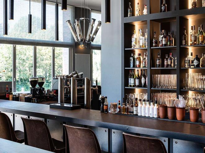 柏林阿比翁別墅套房 - 柏林 - 柏林 - 酒吧