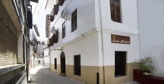 Lala Hostel - Zanzíbar - Vista del exterior