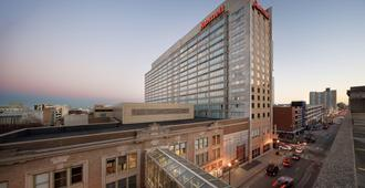 Louisville Marriott Downtown - Louisville - Toplantı odası