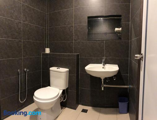 Hotel Regal Malaysia - George Town - Bathroom