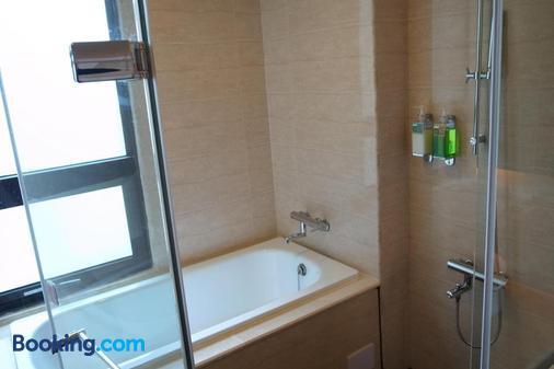 百事達國際飯店 - 花蓮市 - 浴室