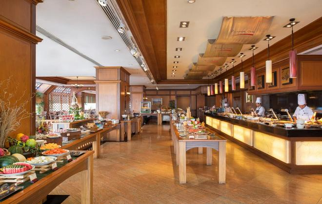 Prince Palace Hotel - Bangkok - Buffet