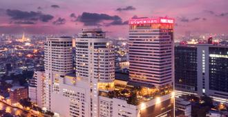 Prince Palace Hotel - Μπανγκόκ - Κτίριο