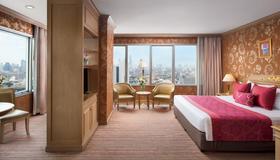 Prince Palace Hotel - Banguecoque - Quarto