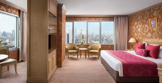 Prince Palace Hotel - Bangkok - Bedroom
