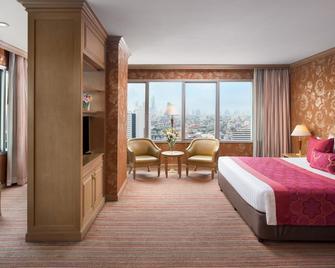 Prince Palace Hotel - Bangkok - Schlafzimmer