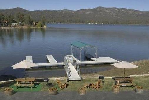 Big Bear Lakefront Lodge - Big Bear Lake - Điểm du lịch