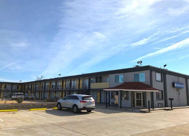 Americas Best Value Inn Garland Dallas - Garland - Rakennus