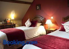 威爾遜酒店 - 狄戎 - 第戎 - 臥室