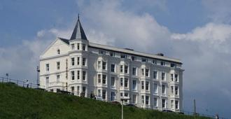 The Clifton Hotel - Scarborough - Rakennus