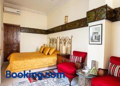 Dar El Kebira Salam - Rabat - Bedroom