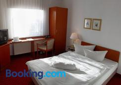 Hotel Papilio - Leipzig - Phòng ngủ