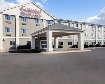 Comfort Suites University - Lincoln - Building