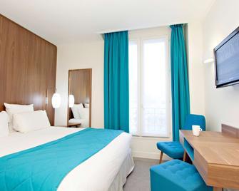Best Western Plus 61 Paris Nation Hotel - Paris - Bedroom