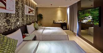 Beauty Hotels Taipei - Hotel B7 - Taipei City - Bedroom