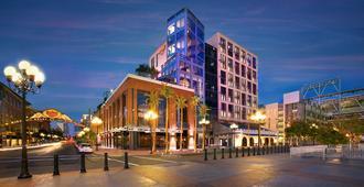 Hard Rock Hotel San Diego - San Diego - Edificio