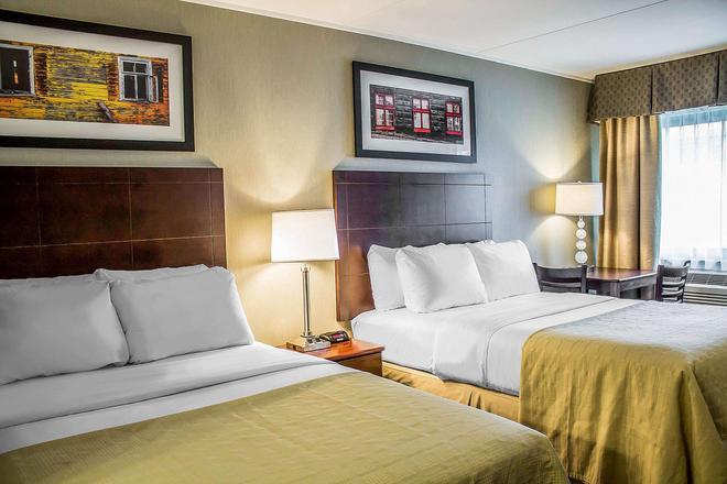 Quality Inn - Cambridge - Makuuhuone