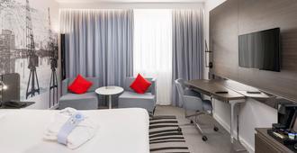 Novotel London Excel - London - Phòng ngủ