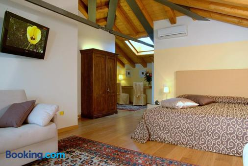 Hotel Rovere - Treviso - Phòng ngủ