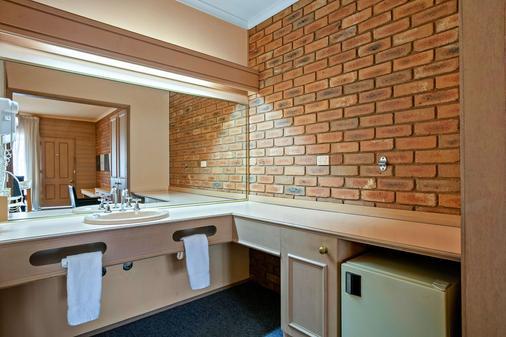 Quality Inn Colonial - Bendigo - Bathroom