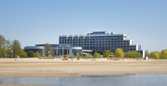 Tervise Paradiis Spa Hotel & Water Park - Pärnu - Toà nhà