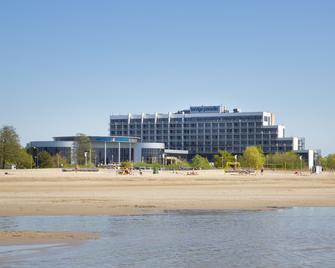 Tervise Paradiis Spa Hotel & Water Park - Pärnu - Gebouw