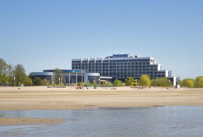 Tervise Paradiis Spa Hotel & Water Park - Pärnu - Rakennus