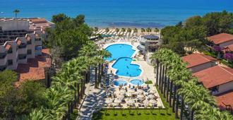 Melas Holiday Village - Side (Antalya) - Pool