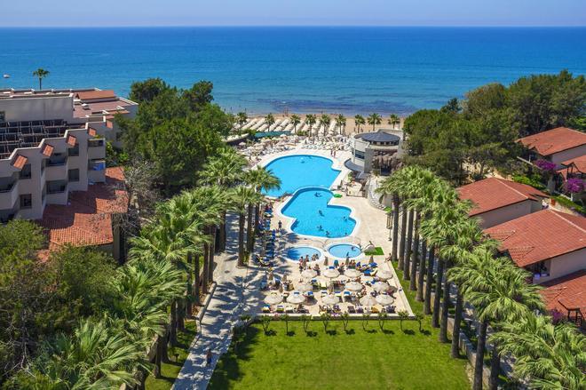 Melas Holiday Village - Side (Antalya) - Piscina