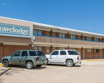 Travelodge by Wyndham Great Bend - Great Bend - Gebouw