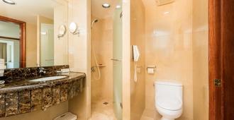 Hotel Tainan - Thành phố Đài Nam - Phòng tắm