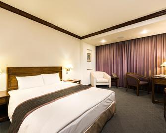 台南大飯店 - 台南市 - 臥室