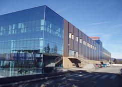 Hotel Erasmus - Postojna - Edificio