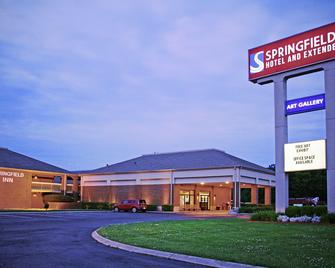 Springfield Inn TN - Springfield - Building