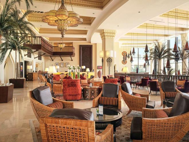 Sofitel Bahrain Zallaq Thalassa Sea & Spa - Manama - Lounge