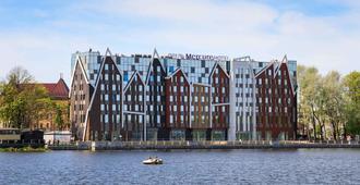 Mercure Kaliningrad - Kaliningrado - Edificio