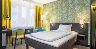 Thon Hotel Maritim - סטאבאנגר - חדר שינה