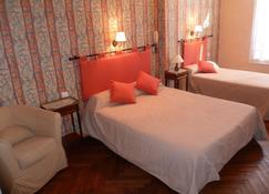 Hotel Castel Mistral - Antibes - Habitación