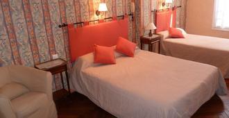 Hotel Castel Mistral - Antibes - Schlafzimmer