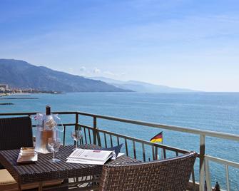 Best Western Plus Hotel Prince De Galles - Menton - Balkon