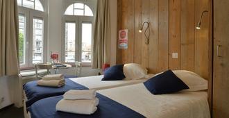 Hotel Aan Zee - De Panne - Bedroom
