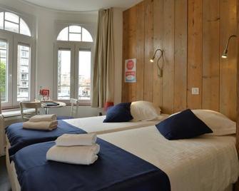 Hotel Aan Zee - De Panne - Κρεβατοκάμαρα