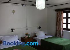 Gurkha Lodge - Pokhara - Bedroom