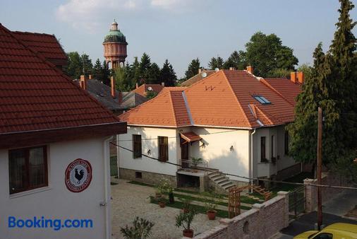 Il Gallo Nero - Fekete Kakas Étterem és Panzió - Szombathely - Outdoor view