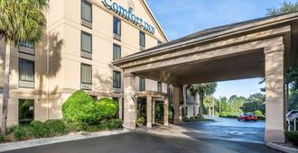 Comfort Inn University - Gainesville - Edificio