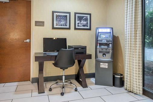 Comfort Inn University - Gainesville - Business center