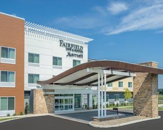 Fairfield Inn & Suites by Marriott Bloomsburg - Bloomsburg - Gebäude