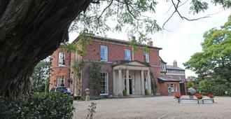 The Old Rectory - Shrewsbury - Building